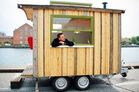 Tiny office Modern Tiny Mobile Office Offers An Escape From Your Sad Workspace Curbed Tiny Mobile Office Offers An Escape From Your Sad Workspace Curbed