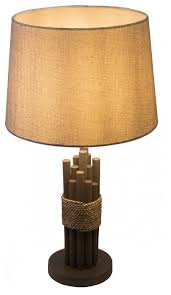 Купить Настольная лампа <b>Globo</b> Lighting <b>Livia 15255T</b>, 60 Вт