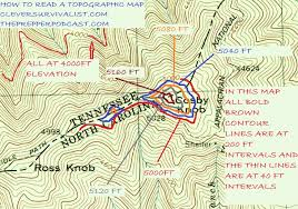 What Is A Topographic Map Definition Contour Lines Free
