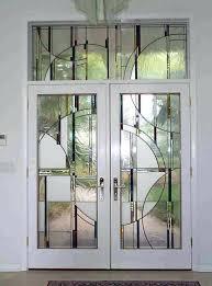 contemporary stained glass doors trendy contemporary stained glass doors contemporary sliding glass door handles
