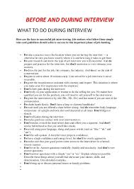 Interview Tips What To Do During Interview Tips Turkey