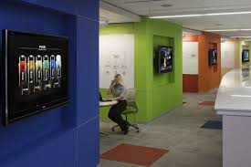 unilever office. Image 17 Unilever Americas Agile Office