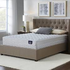 Serta Chrome Firm Split Queen size Mattress Set Free Shipping