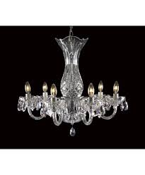 full size of lighting appealing 6 arm chandelier 16 136 406 20blue 20bell 206 20arm camilla