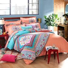 bohemian comforters admirable comforter with twin full queen size cotton modern bedding sets