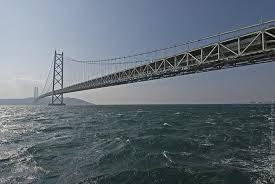 реферат Конструкция Акаси Кайкё позволяет ему выдерживать самые сильные подводные течения ветра до 80 м с 286 км ч и при надобности землетрясения силой до 8 5
