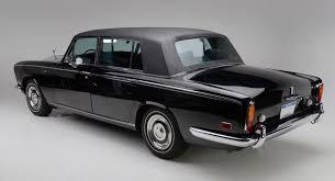 Johnny Cashs 1970 Rolls Royce Silver Shadow Opumo Magazine