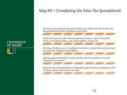 Guide To Reconcile Sales Tax Updated September Ppt Video