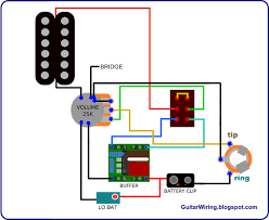 guitar wiring help pro audio community guitar wiring help semibuffer single pu no tone trs
