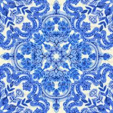 Blue China Pattern