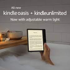 Máy đọc sách All-new Kindle Oasis Gen 10 - 2019, 32GB