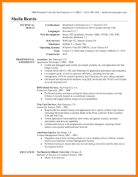 Junior Java Developer Resume Sample Cover Letter For With