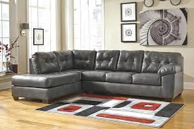 desmond 2 pc sectional sofa gray chaise