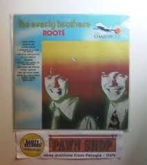 "The <b>Everly Brothers</b> ""<b>Roots</b>"" LP CHARTER LINE CTR 26045 Italy ..."