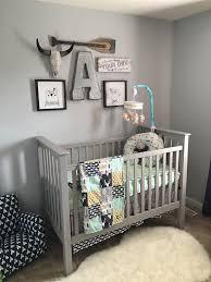 baby boy nursery bedding grey crib nursery