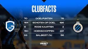 22 mayıs 2021 saat : Genk Club De Club Facts Club Brugge