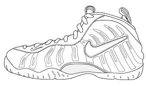 Nike Shoes Coloring Pages Beautiful Air Jordan Coloring Pages Best
