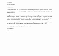 Resume Cover Letter Builder Awesome Line Format Document Template