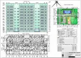 dp Жилой комплекс на квартиры Дипломные проекты Каталог  Изометрия Жилой комплекс на 44 квартиры Фасад здания План здания