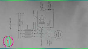 dol starter circuit diagram books direct online starter dol starter circuit diagram books direct online starter