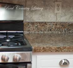 amazing painted countertops look like granite part 1