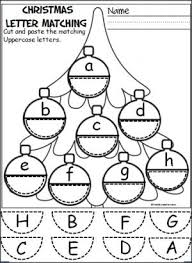 804d8acf567e6e1fa5f158661890c43d free christmas ornament alphabet activity students cut and paste on 1st grade alphabetical order worksheets