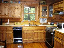 Wonderful Small Cabin Kitchen Design Kitchens B In Innovation Ideas