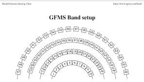 Seating Chart Image 3 Nafme