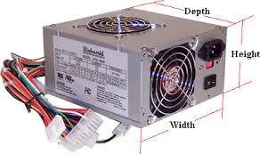 Computer Power Supply Chart Choosing A Power Supply