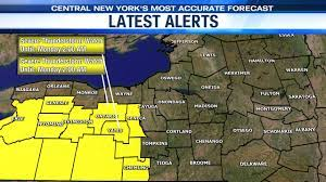 ALERT: Severe Thunderstorm Watch is in ...
