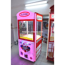 Vending Machine Candy Wholesale New Wholesale Arcade Crane Machine Chocolate Candy Claw Crane Vending