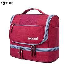 travel hanging cosmetic bags designer toiletry bag cosmetics waterproof oxford organizer for accessories kit men women