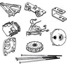 a o smith tb 832 9 motor thru bolts 8 32 x 9 long x 2 th tb click here to view the schematic for the a o smith a o smith motor parts