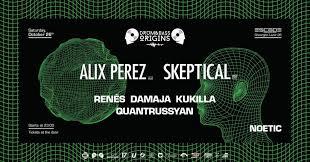 Alix Perez Skeptical Timisoara Romania Drumandbass Ro