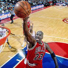 Michael Jordan was years ahead of his ...