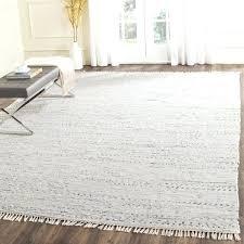 washable rag rugs hand woven rug white cotton machine