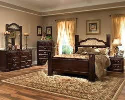 Nebraska Furniture Mart Bedroom Sets Furniture Poster Bedroom Set Sorrento St 4000set
