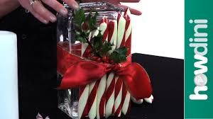 How To Decorate A Cane How to decorate with candy canes YouTube 54