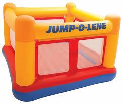 Надувной комплекс <b>Intex</b> JUMP-O-LENE <b>48260</b> — купить по ...