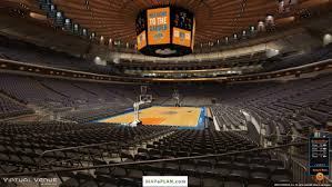 madison square garden seating chart view from section 103