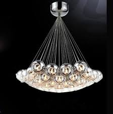 new modern creative long glass ball pendant light bedroom lamp aisle bubble chandeliers for living room showroom home de bubble glass pendant lamp diy