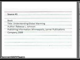 how to write a note card for a research paper how to write a note card for a research paper