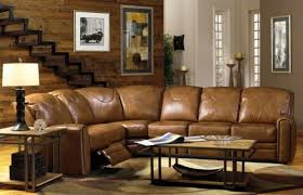 choosing rustic living room. Log Living Room With Rustic Leather Furniture Choosing The Right