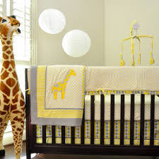 pam grace creations argyle giraffe 10 piece crib set