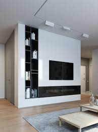 ... TV wall storage 900x1210 Elegant, Contemporary, and Creative TV Wall  Design Ideas