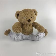 demi 30cm yogi bear plush toys cute soft stuffed s bear dolls for children s birthday