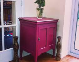 living room antique furniture. sold vintage drinks cabinet antique edwardian hand painted in annie sloan burgundy living room furniture a