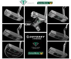 Toulon Design Austin Putter Odyssey Toulon Putters Review 2017 Golfbox Golfbox