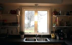 over the kitchen sink lighting ideas. led kitchen sink lights splashy seagull lighting traditional over the ideas