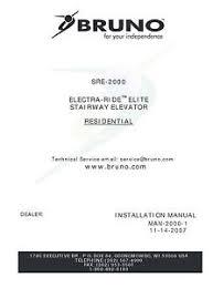 installation manual amp operation manual cd bruno sre 2000 image is loading installation manual amp operation manual cd bruno sre